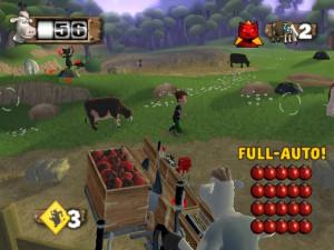 Der tierisch verrückte Bauernhof - GameCube, PS2 Review