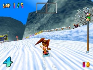 Snowboard Kids N64 Review