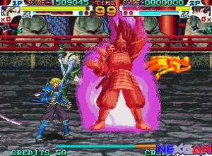 Sengoku 3 - Neo Geo Review
