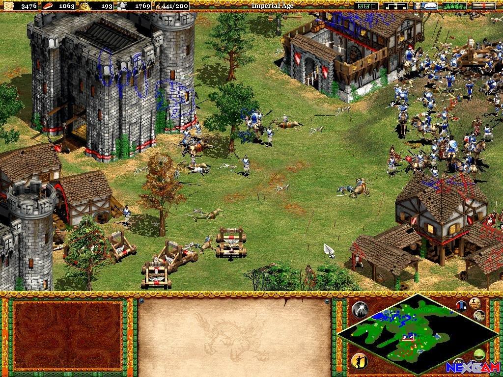 Trucos para Age of empire 2: age of kings para PC